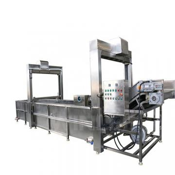 Fast Tunnel Microwave Continuous Thawing Tuna Cod Fish Machine Equipment
