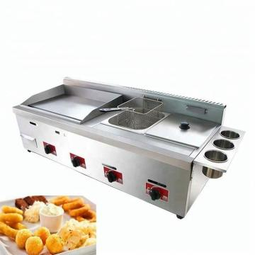 China Open Fryer Factory Electric Deep Fryer/Single-Cylinder Automatic Lifting Fryer