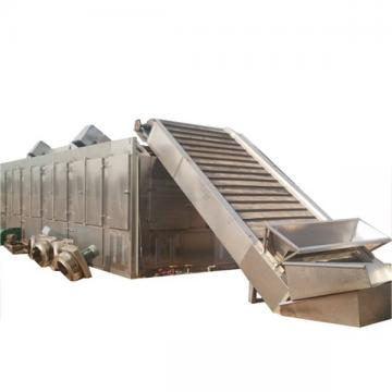 Conveyor Mesh Belt Hemp Leaves Dryer Machine Price