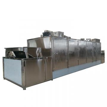 Industrial Drying Machine High Temperature Hot Air Tunnel Dryer Oven