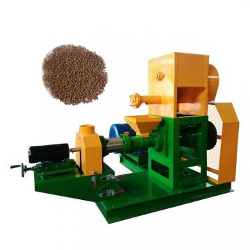 Big Output Floating and Sinking Fish Feed Food Pellet Extruder