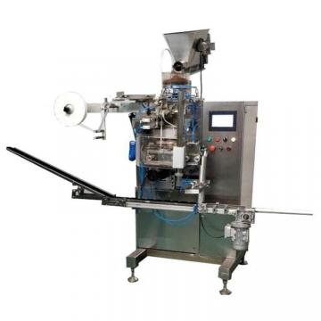 Semi Automatic Coffee Milk Protein Spice Chemical Cocoa Talcum Powder Auger Filler Filling Packaging Machine