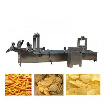 China Supplier Potato Chips Gas Deep Frying Machine for Sale